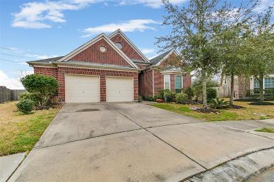 Richmond Single Family Home For Sale: 21907 Canyonwood Park Lane
