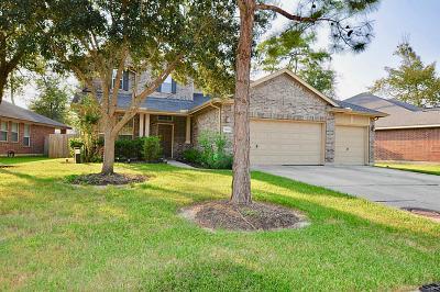 Humble Single Family Home For Sale: 17511 Durham Ridge Lane