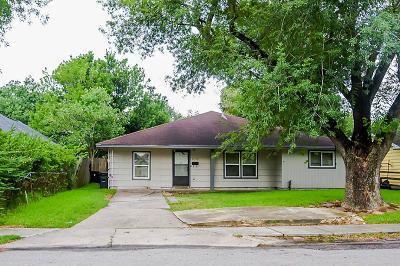 Pasadena Single Family Home For Sale: 2205 Embe Street