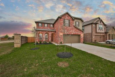 Richmond Single Family Home For Sale: 1622 Stuart Creek Drive