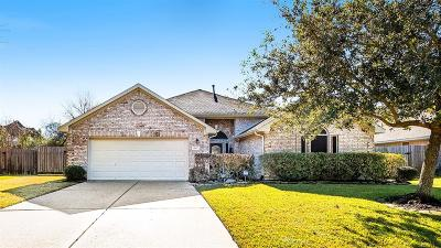League City TX Single Family Home Sold: $294,900