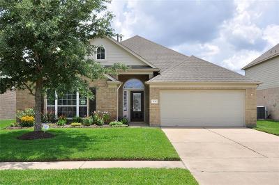 Rosenberg Single Family Home For Sale: 3138 Fern Brook Lane