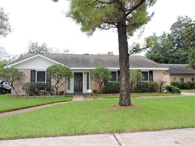 Houston Single Family Home For Sale: 11326 Rousseau Drive