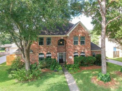 Summerwood Single Family Home For Sale: 12910 Lady Jane Court