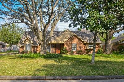 Katy Single Family Home For Sale: 1010 Bluebonnet Lane