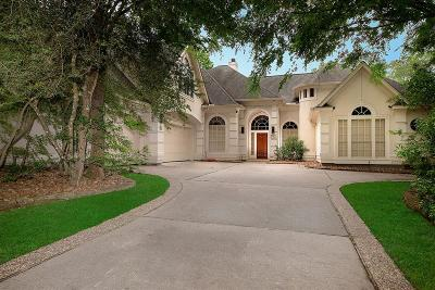 The Woodlands Single Family Home For Sale: 34 Glentrace Circle