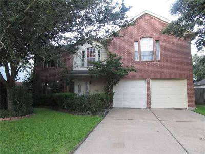 Kemah TX Single Family Home For Sale: $239,900