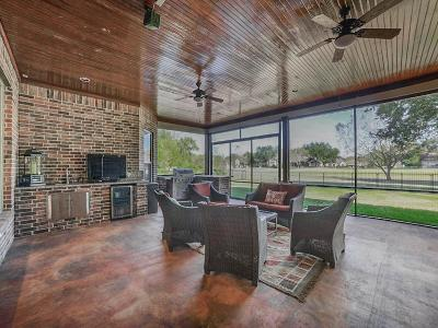 Fulshear TX Single Family Home For Sale: $689,000