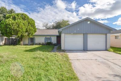 Friendswood Single Family Home For Sale: 16207 Barcelona Drive