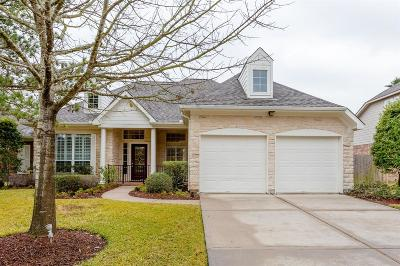 Tomball Single Family Home For Sale: 12811 Mimosa Spring Drive