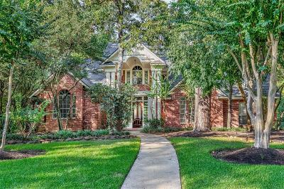 The Woodlands Single Family Home For Sale: 181 Golden Shadow Circle