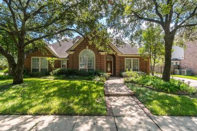Houston Single Family Home For Sale: 15826 El Dorado Oaks Drive