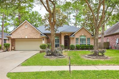 Cypress Single Family Home For Sale: 18118 Mallard Estates Court