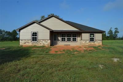 Single Family Home For Sale: 11180 Fm 1725