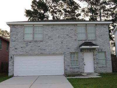 Conroe Single Family Home For Sale: 16759 N Thrasher Drive