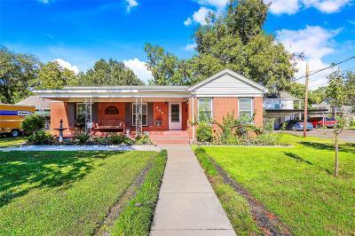 Houston Single Family Home For Sale: 707 Graceland Street