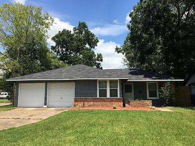 Houston Single Family Home For Sale: 5503 Elmlawn