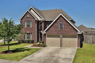 Pearland Single Family Home For Sale: 3920 Pennyoak Drive