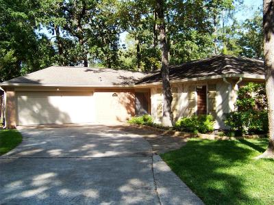 The Woodlands TX Single Family Home For Sale: $235,900