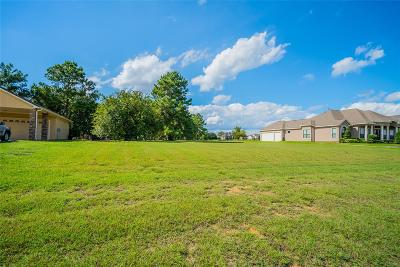 Willis Residential Lots & Land For Sale: 10879 Decatur Street