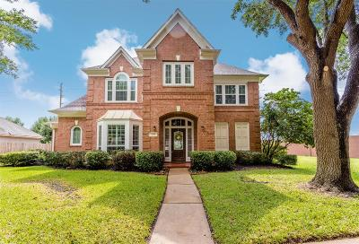 Sugar Land Single Family Home For Sale: 4711 April Meadow Way