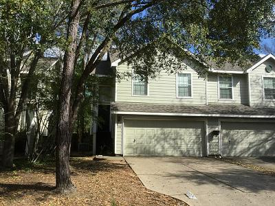 The Woodlands Condo/Townhouse For Sale: 214 S Walden Elms Circle