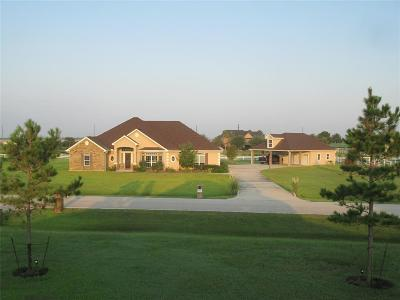 Katy Single Family Home For Sale: 4627 Silhouette Drive
