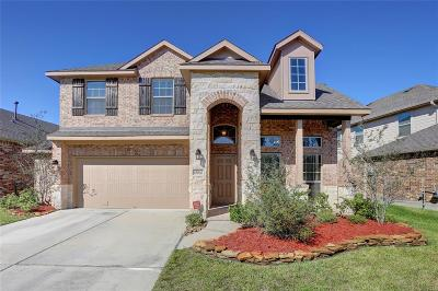 Humble TX Single Family Home For Sale: $244,882