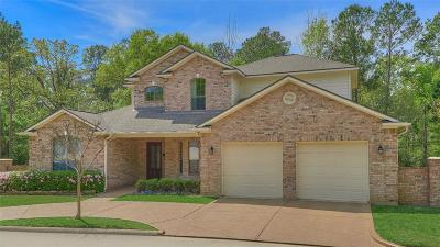Conroe Single Family Home For Sale: 901 Longmire Road #27
