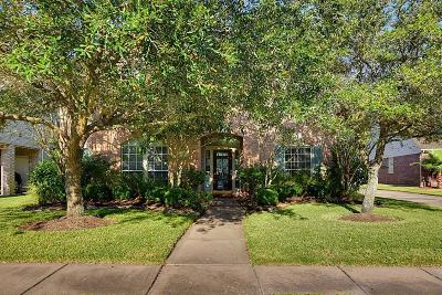 Sugar Land Single Family Home For Sale: 1806 Cross Spring Drive