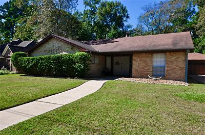 Conroe Single Family Home For Sale: 97 Rolling Hills