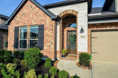 Fulshear Single Family Home For Sale: 3530 Chestnut Grove Lane Lane