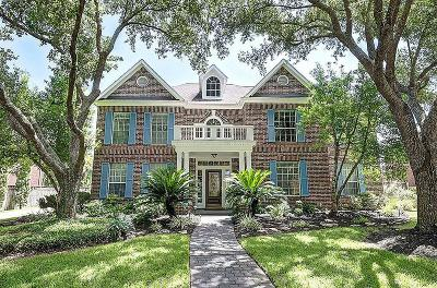 Sugar Land Single Family Home For Sale: 37 Fosters Green