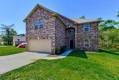 Willis Single Family Home For Sale: 10603 Sunflower Drive