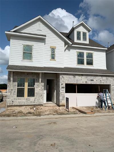 Houston Single Family Home For Sale: 1524 Biondo Way
