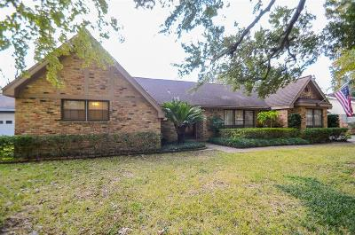 Houston TX Single Family Home For Sale: $329,900