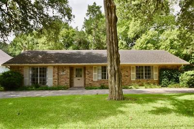 Houston Single Family Home For Sale: 8814 Westview Drive