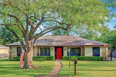 Houston Single Family Home For Sale: 10831 Olympia Drive