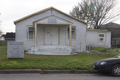 Houston Single Family Home For Sale: 2810 Rosedale Street