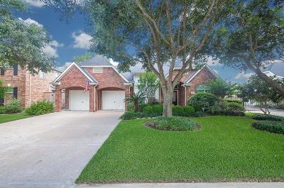 Katy Single Family Home For Sale: 21910 Great Creek Lane