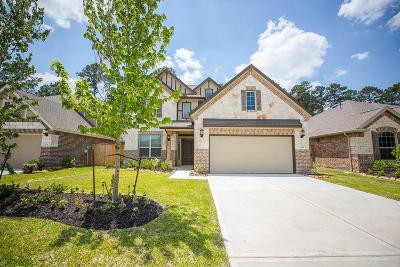 Conroe Single Family Home For Sale: 2119 Moss Creek Drive