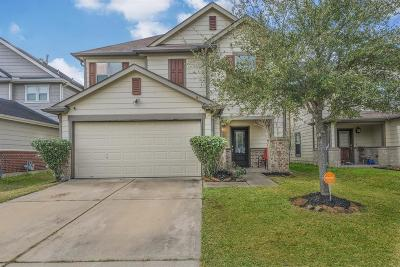Houston Single Family Home For Sale: 12622 Skyview Manor Drive