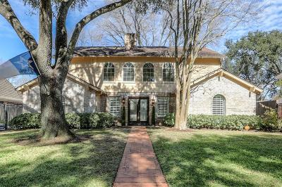 Houston Single Family Home For Sale: 10822 Candlewood Drive