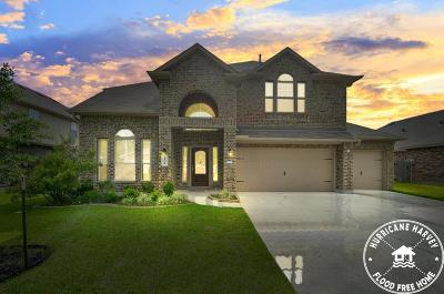 Single Family Home For Sale: 18718 Deer Trace Drive