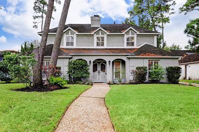 Spring Valley Village Single Family Home For Sale: 8341 Winningham Lane