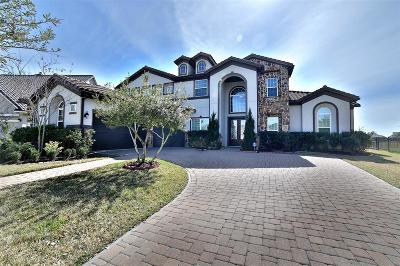 Katy Single Family Home For Sale: 3626 Meandering Spring Drive