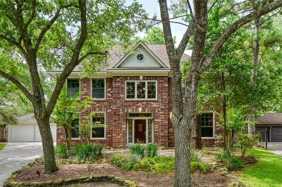 The Woodlands Single Family Home For Sale: 27 Heathstone Place