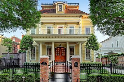 Houston Single Family Home For Sale: 626 E 8th Street