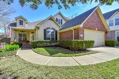 Missouri City Single Family Home For Sale: 3514 Cedar Hill Court