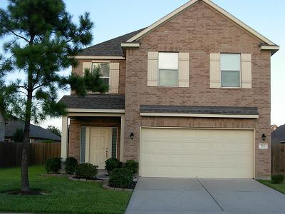 Pearland Rental For Rent: 1511 Pastureview Drive